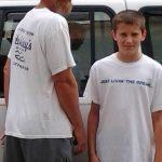 stokley's marine just livin' the dream t-shirts